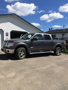 2012 Ford F-150 Ecoboost