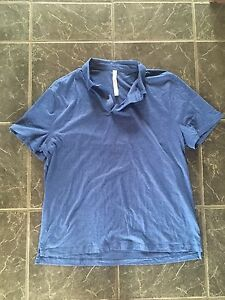 Men's XXL (fits like XL) polo- NWOT