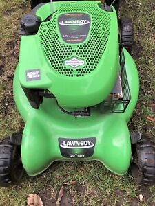 Lawn boy briggs lawnmower