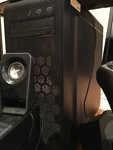 (CyberPower)Performance PC with 4K monitor