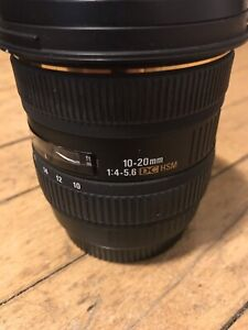 Canon ef lenses for sale