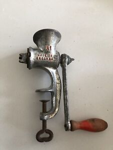 Vintage Meat Grinder Antiques Art Collectables Gumtree Australia Free Local Clifieds