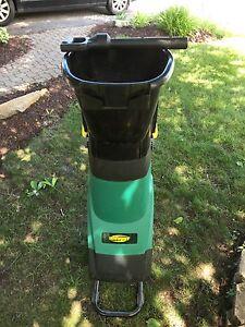 Yardworks 15a shredder