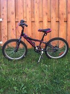 "Louis Garneau 20""girl's bike"