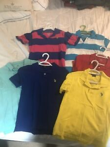 Boys dress shirt lot