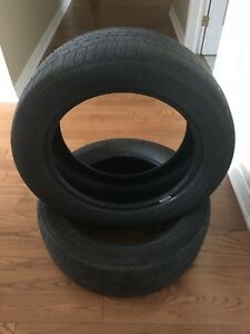 205 55 R16  two tires