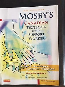 Support worker book for Norquest college