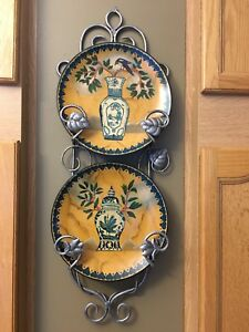 Decorative Plates with holder