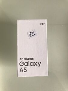 Galaxy A5 32GB Unlocked with Proof of Sale