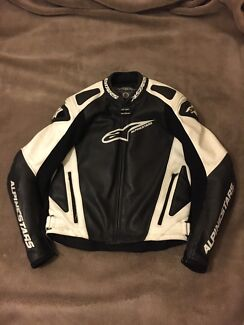 Alpinestars GP Pro Leather Jacket Size 48EU/38US