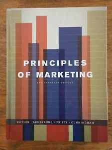 Principles of Marketing 9th Canadian Edition Textbook