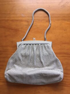 Original Glomesh Handbag with matching wallet / purse
