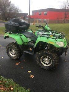 2005 Arctic cat 500 sell or trade