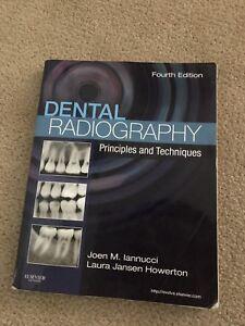 Dental radiography textbook