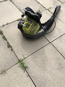 Ryobi backpack Leaf blower for sale