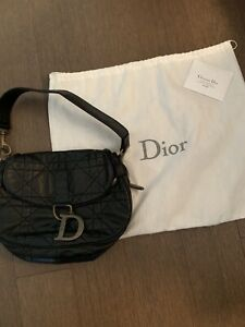 CHRISTIAN DIOR CANNAGE HOBO BAG