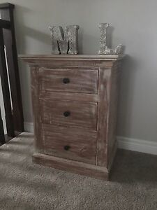 Two Nightstands / Side Table- can deliver