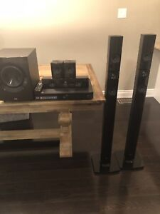 LG Home Theatre Surround-Sound