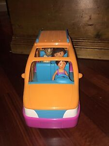 Dora SUV and playground