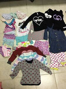 3T and 4T girls clothes