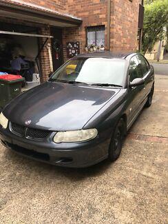 2001 Holden Commodore Executive VX, Auto - Unregistered
