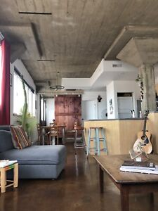 Appartment SWAP ! Exchanging loft for 4 1/2