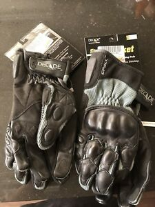 Decade street motorcycle/ATV men's gloves