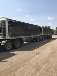 2010 Wilson Super B Grain Trailer