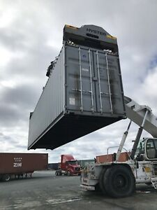 NEW 40' HC STORAGE CONTAINERS SHIPPING CONTAINERS