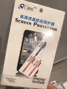 iPhone 5G/5S/6 Screen Protector Magill Campbelltown Area Preview