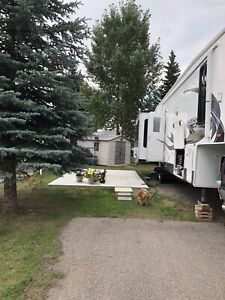 RV lot rental
