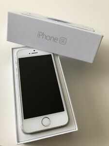 iPhone 5 SE 64 Gig (silver)