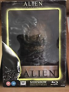 Alien Anthology Collection by sideshow - with display model