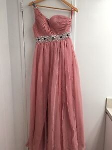 Robe de bal BCBG prom dress