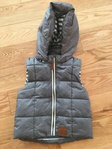 Vest insulated 1.5- 2T h&m