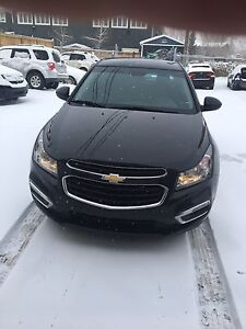 2015 Chevy Cruze limited/back up camera bluetooth