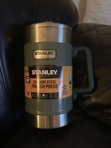 Brand new Stanley classic vacuum French press