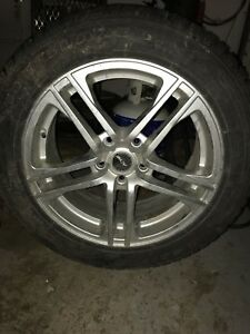 ACW Rims with Winter Tires