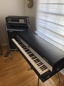 Fender Rhodes electric piano, Mark 1 stage , 88