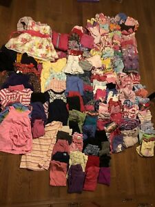 Huge Girls 2T/24 month clothing lot