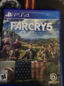 Far Cry 5 MINT CONDITION