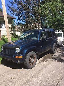 Jeep Liberty Limited 2003 145 711 km