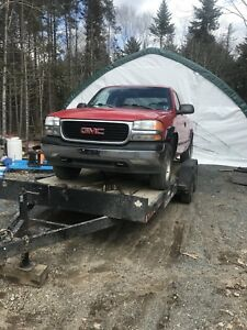 99-03 gmc/Chevy 1500 4x4 **PARTS**