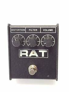 ProCo Rat II, Distortion, USA, Guitar Effect Pedal Brisbane City Brisbane North West Preview