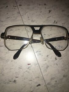 Cazal clear glasses