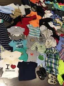 Baby boy clothing and Baby items !
