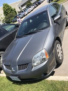"""Mitsubishi Galant """"AS IS"""" For SALE"""