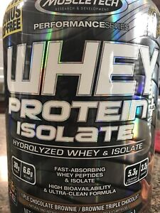 MuscleTech whey isolate protein cheap