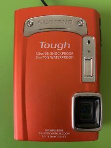 Olympus tough waterproof shockproof camera