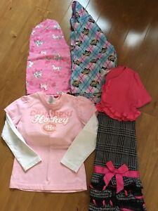 Lot de vêtements 4 ans à 7 ans